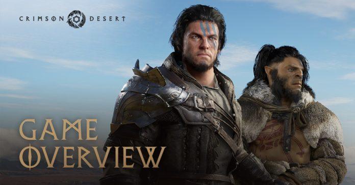 新作MMORPG「紅の砂漠」,開発者達がゲームの内容を紹介する最新トレイラー公開