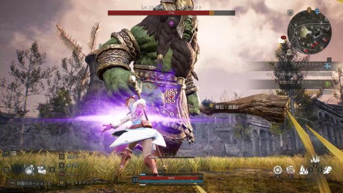PC向けMMORPG「BLESS UNLEASHED」実機ゲームプレイ実況&コンテンツ説明会をレポート。初公開の日本語クライアントで見た最新情報を紹介