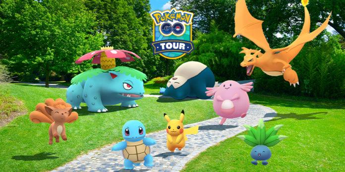 「ポケモンGO」、有料イベント「Pokemon GO Tour:カントー地方」の詳細を公開! - GAME Watch